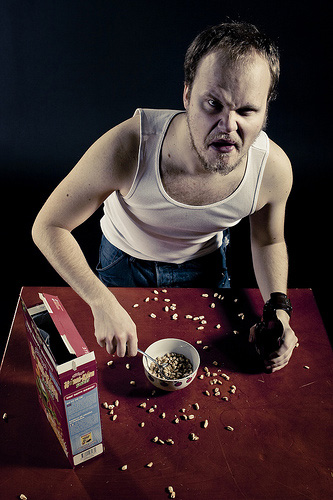 Are You Dating A Cereal Killer?