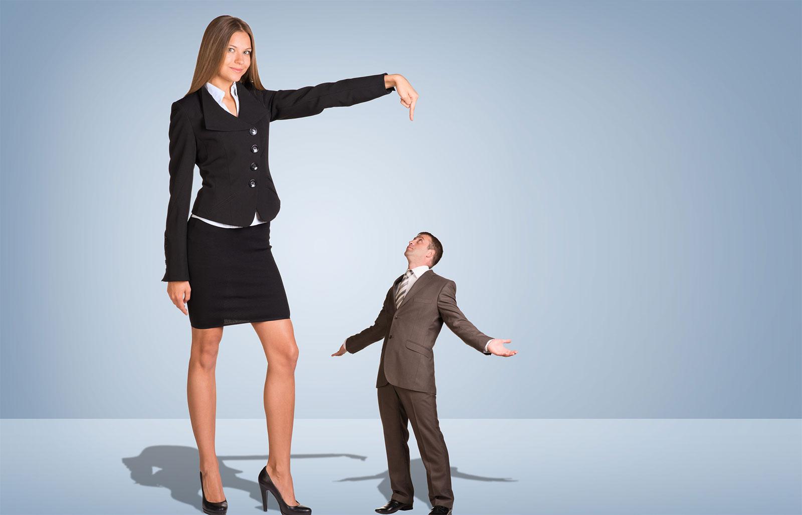 Dating a taller girl as a shorter guy starter pack