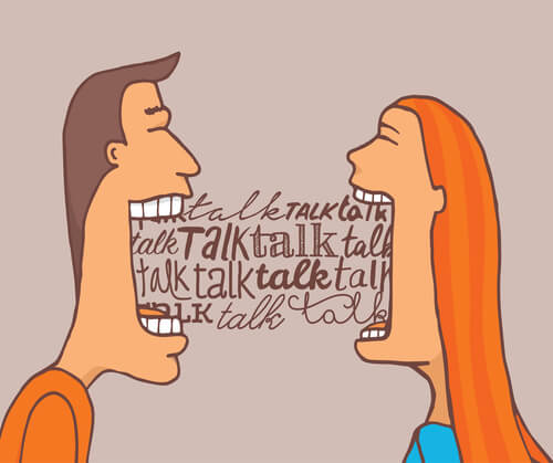 Why I Hate Talkers