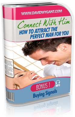 Connect With Him -  Buying  Signals