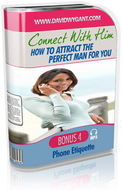 Connect With Him -  Phone  Etiquette