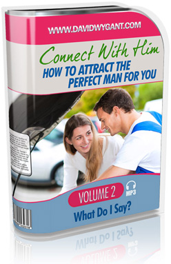Connect With Him - WHAT DO I SAY?
