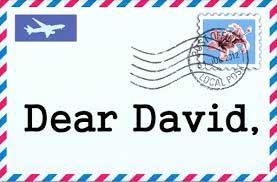 Dear David Wygant