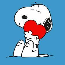 Snoopy I love you